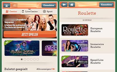 roulette spiel app