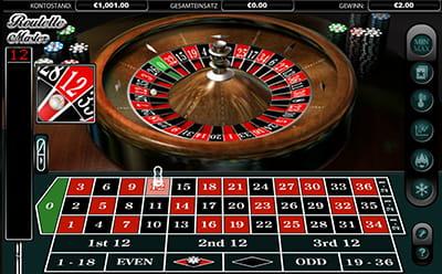 New roulette sites